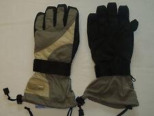 Ziener Handschuhe, Snowboard Handschuhe, Skihandschuhe, mud/beige, Gr. 9 1/2