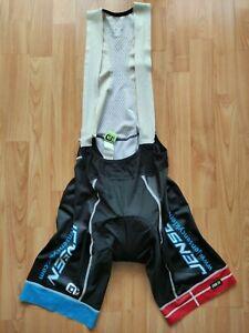 ALÉ PR-R Jensencykler Men's Professional Cycling Bib Shorts Size: XXL-6-54