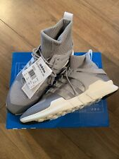 Mens Adidas EQT Support ADV Winter Grey/White Trainers RRP £119.99 UK Size 9