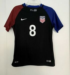 USA Soccer Clint Dempsey Youth Kids Nike Jersey Size Medium