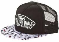 buy online c7ac4 68e7d Vans Off The Wall Adult Disney 101 Dalmatians Trucker Hat Cap