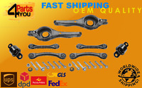 FORD FOCUS MK1 MK2 TURNIER ESTATE REAR SUSPENSION WISHBONES ARMS BUSHES KIT SET