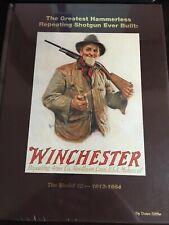 Winchester Model 12 The Greatest Hammerless Repeating Shotgun Ever Built