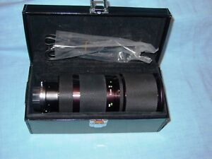 Sigma Mirror Ultra Telephoto 1:8/500 mm