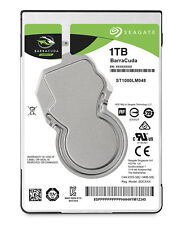 Seagate BarraCuda 1TB,Intern,5400RPM (ST1000LM048) HDD (Hard Disk Drive)
