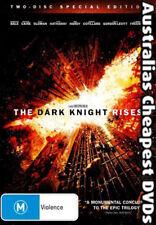 The Dark Knight Rises (2-Disc Set) DVD NEW, FREE POSTAGE WITHIN AUSTRALIA REG 4