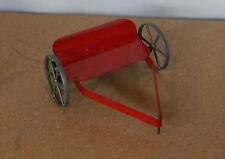 Vintage METTOY fer blanc ferme tondeuse remorque tracteur Accessoires v2 ronde