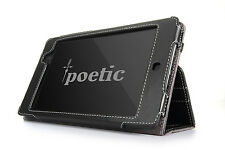 [10pcs/lot] Google Nexus 7 2nd Gen Tablet Folio Case Cover Stand Leather Black