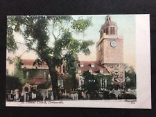 Vintage Postcard - Hampshire #11 - RP St Thomas Church, Portsmouth - JWS