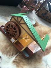 Sylvanian Families Watermill Bakery Shell Only Spares  4492 Calico Critters