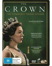 The Crown Season 3 (DVD, 2020, 4-Disc Set)