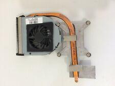 "HP Compaq Presario CQ70 Heatsink & Fan 60.4H516.011 489126-001. 17.0"" (519w/4)"
