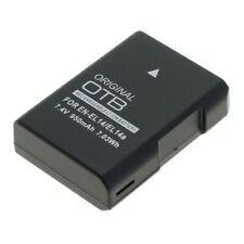 Original OTB Akku Battery EN-EL14 für Nikon D3100 D3200 D3300 D3400 D3500 D5100