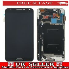 Samsung Galaxy Note 3 N9005 Touch Screen LCD Display Digitizer + Frame Black