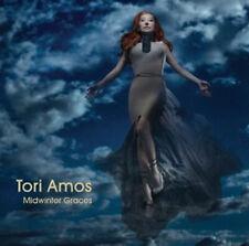 Tori Amos : Midwinter Graces CD Deluxe  Album with DVD 2 discs (2009)