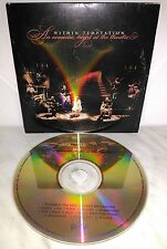 CD WITHIN TEMPTATION - AN ACOUSTIC NIGHT AT THE THEATRE - CARD SLEEVE - PROMO