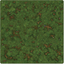 3'x3' Green Field Game Mat Suitable for Runewars/Legion & other Wargames - Ffg
