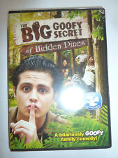 The Big Goofy Secret of Hidden Pines DVD family comedy movie bigfoot 2014 NEW!