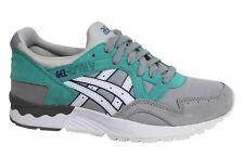 Asics Gel-lyte V Grigio Chiaro/sneaker Bianco Runner Pelle H6s5l 1301 38