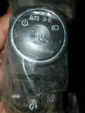 gm 25820348 headlamp light switch trunk release 08-11 cadillac dts - new