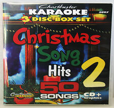 Karaoke CD+G Chartbuster 5097 Christmas Song Hits-2 Brook & Dunn,Reba McEntire+