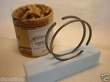 Piston Ring Set for SACHS 50 S, ULTRA, HERCULES - 5 Speed, 50cc (38mm)