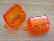 KAWASAKI COPPIA FRECCIA LENTE ZX6R ZX 600 R ZX9R ZX 900 R 2 x lente