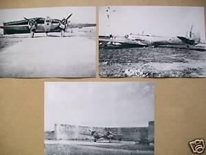 Martin Marylands, Malta. World War 2 photographs