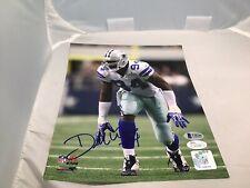 DeMarcus Ware Signed Dallas Cowboys 8x10 Photo Autographed Beckett BAS COA 1A