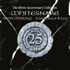 WHITESNAKE - The Silver Anniversary Collection 1978-2003  (2-CD)