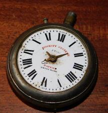FOR PART ancien SWISS MADE FIDO roskopf systeme MONTRE à GOUSSET pocket watch