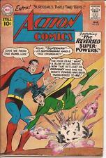 DC Action Comics #274 The Reversed Super-Powers Lois Lane Clark Kent Supergirl