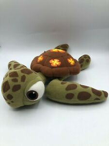 Finding Nemo Squirt Baby Turtle Disneyland Disney Plush Kids Stuffed Toy Animal