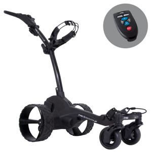 MGI Zip Navigator  AT All Terrain (Lithium} Electric Golf Buggy (BLACK)