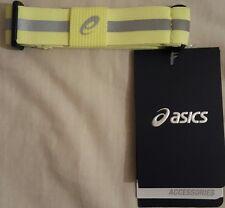 Asics Running Liteshow Safety Sports Reflective Arm Leg Band Strap -Small-Yellow