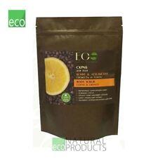 EO Laboratorie Natural Body Dry Scrub Coffee&Orange Freshness and Tone 40g