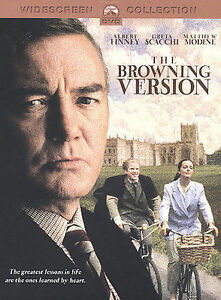 The Browning Version (DVD, 2003) Brand New, Sealed