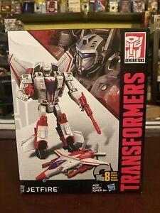 Transformers Generations JETFIRE Figure Walgreens Exclusive Hasbro Brand New