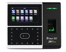 ZKteco Iface302 Facial & Fingerprint Time Attendance With 125Khz Card Reader