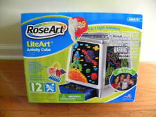 RoseArt Lite Art Electronic Activity Cube 2007 - NEW SEALED