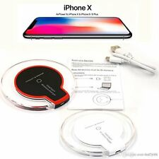 MOVJAGQi Wireless Charger  Fast Charging iPhone X/8/8 SAMSUNG