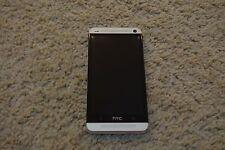 HTC one m7 unlocked - Silver - 32GB