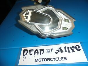 SYM CROX 125cc  (2015)    CLOCKS / SPEEDO