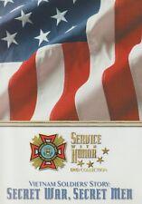 Service With Honor - Vietnam - Secret War, Secret Men (1999) SOG, Special Ops