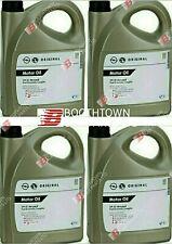 Genuine GM Vauxhall 5w30 Dexos 2 Long life oil. 20 Ltrs