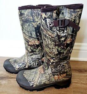 Field & Stream Swamp Tracker 400g Insulated Waterproof Camo Hunting Boot Mens 11