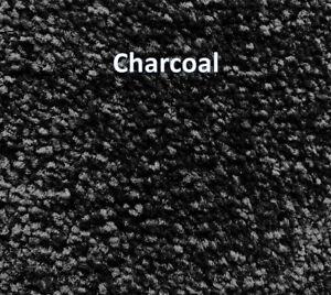 BEDROOM SERENE GREY CARPET | 8 SHADES OF GREY | HESSIAN BACKED 13mm THICKNESS