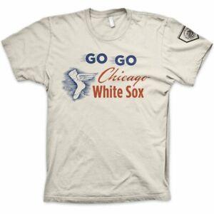 CHICAGO GO GO WHITE SOX SGA T-SHIRT SIZE MEDIUM 5/30/19 Free Shipping