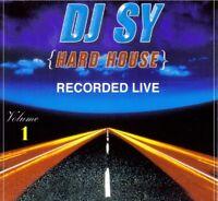 DJ SY ( HARD HOUSE ) VOL.1. (17 TRACK MIX CD) LISTEN