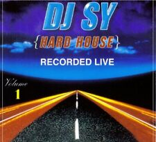 DJ SY ( HARD HOUSE ) VOL.1. (17 TRACK MIX CD) LISTEN